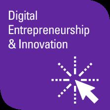 Digital Entrepreneurship & Innovation Cluster