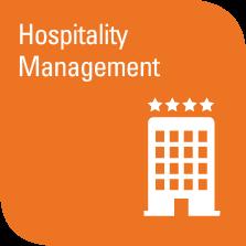 Hospitality Management Cluster